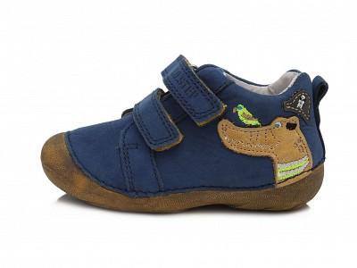 D.D.Step szürke traktoros bélelt fiú cipő