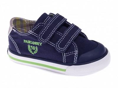 Gyerek vászoncipő, tornacipő